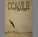 Couverture de CCAMLR Science