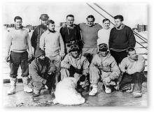 Fotografía publicada en el sitio web del ALSA – Equipo SANAE 2 de 1961