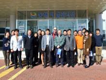 Délégués, SG-ASAM, Busan 2015