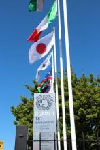 Le siège de la CCAMLR à Hobart (Australie)
