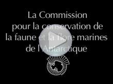 Vidéo sur la CCAMLR – écran-titre