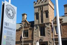 Le siège de la CCAMLR à Hobart