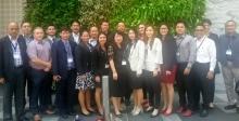 Участники семинара АНТКОМ по СДУ в Сингапуре