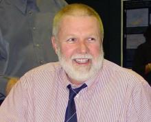 Photo of Professor Denzil Miller AM