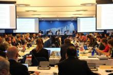 Делегаты 36-го совещания Комиссии