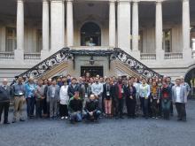 Участники совещания WG-EMM-17