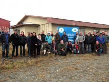Visite du WG-EMM au Centre d'aquaculture, Universidad de Magallanes