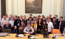 Participants at WG-SISO-17 in Buenos Aires