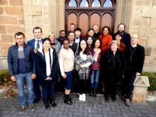 Участники семинара по Э-СДУ 2016 г.